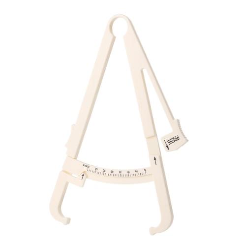 1PC 70mm Body Fat Caliper Личный инструмент для измерения веса тела