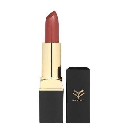 HUAMIANLI 5pcs Makeup Set Lipstick Two-in-one Eyeliner Eyebrow Pen Mascara Reusable Sobrancelha Estêncil Eyelash Curler Cosméticos