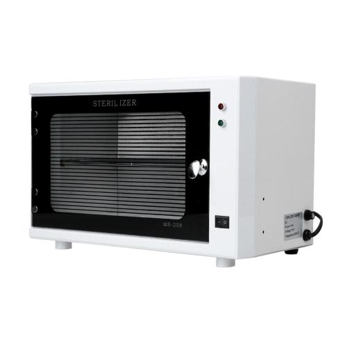 10W UV Sterilizer Cabinet Nail Towel Warmer Beauty Salon 110V US Plug