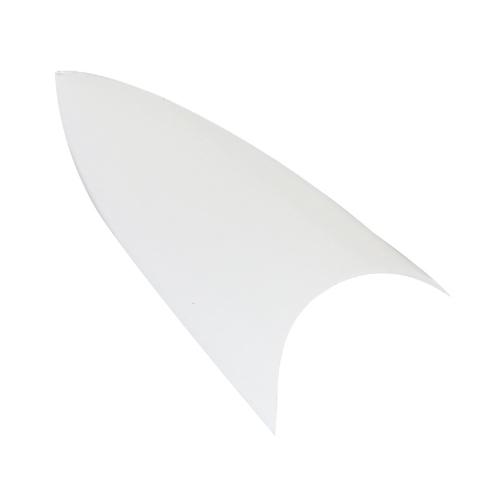 Stilettos Sharp Nail Art Acrylic False Наконечник для ногтей Natural Pointed (500 шт.)