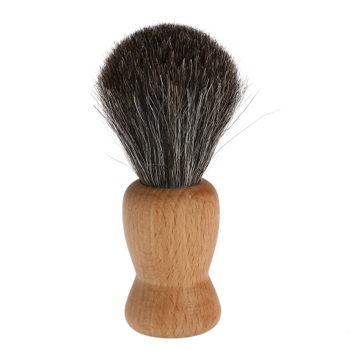 Superb Grade Blaireau Pure Badger Shaving Brush Wooden Male Cleaning Appliance Facial Man Cleaning