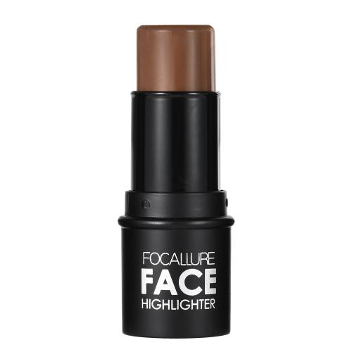 Focallure 1pc Подсветка Pen Makeup Stick Woman Concealer Порошковая контурная палитра Косметический инструмент Silver