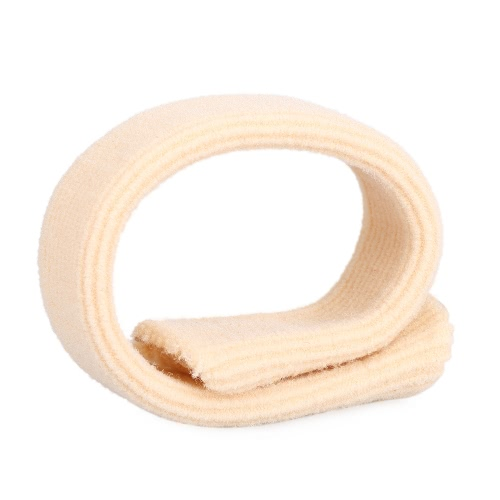 Tissu Gel Tube Toe Protector Toe & Finger Protective Tube Feet Protection des doigts Cushion Feet Care Pads for Corns Callos