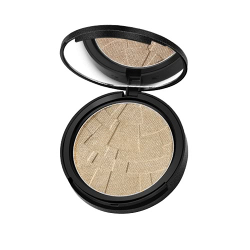 O.TWO.O Highlight Pulver Gesicht Cheek Highlighting Powder Wasserdichte Textmarker Make-up gepresst Pulver Palette