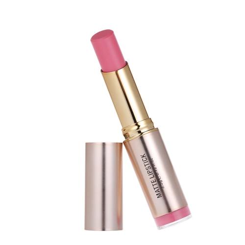 O.TWO.O Make-Up Lippencreme Matte Lippenstift 4 Farben Samt Lipgloss Langlebig Kissproof den ganzen Tag Lippenstift