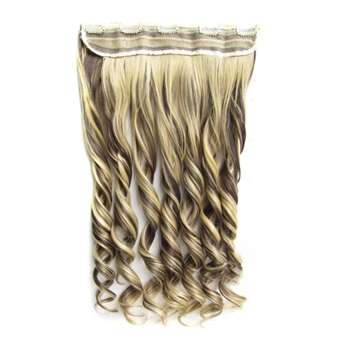 Five Clips One Piece Clip in Hair Extension Wig