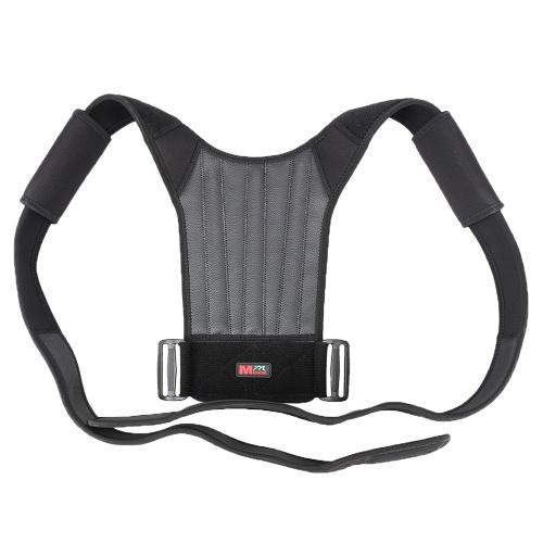 Correção de postura traseira confortável respirável ajustável