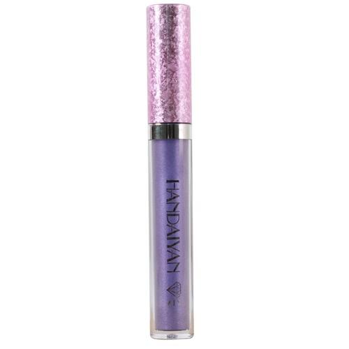 BlingBling Lippenstift Wasserdicht Feuchtigkeitsspendende Glitzer Pigment Nackt Metallic Langlebig Lip Gloss Glatte Himbeere Modische Vivid 6 Farben