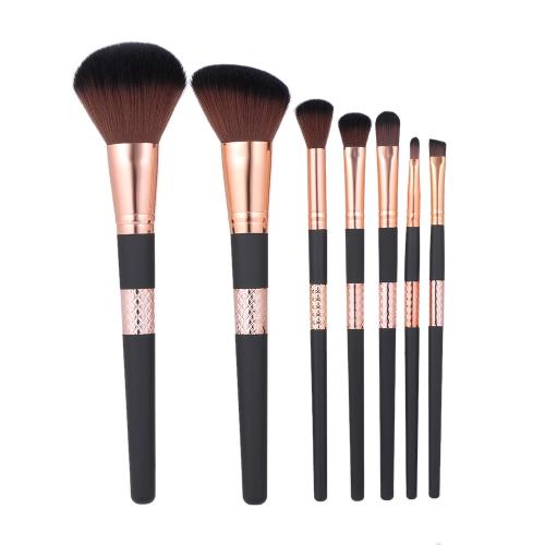 Набор инструментов для кистей для макияжа 7 шт. / Комплект Профессиональный косметический комплект