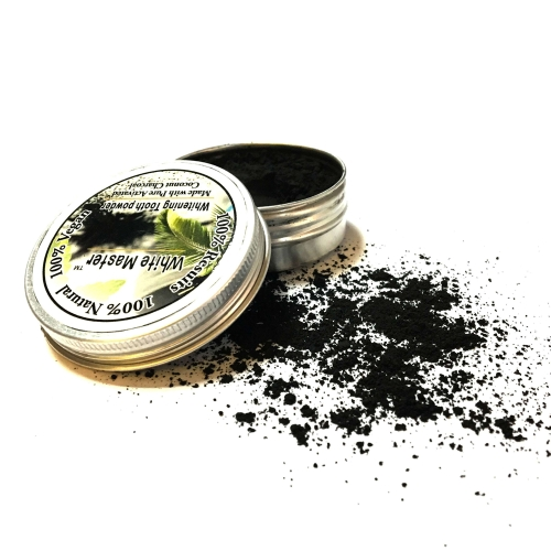Activated Charcoal Whitening...