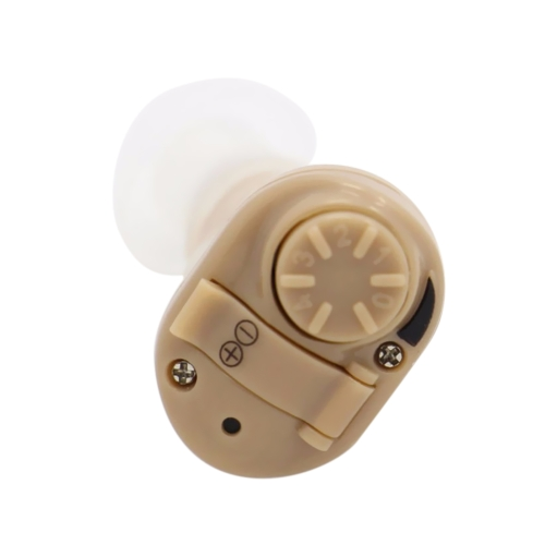 K-82 В Ухо Регулируемое устройство для прослушивания звука Усилитель звука звука