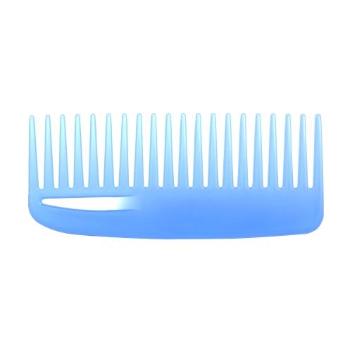 2 Stücke Haar Kamm Set Detangling Cricket Kamm antistatische Haarbürste für Lockige Glattes Haar Kopfmassage Friseur Pinsel Zufällige Farbe