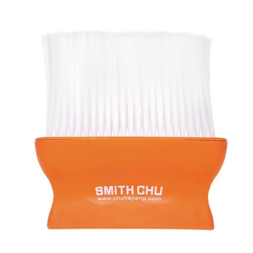 Barber Neck Face Duster Cepillo de limpieza Cepillo de pelo Cepillo de barrido de cabello Salon Cepillo de limpieza de pelo del hogar Cabello de nylon