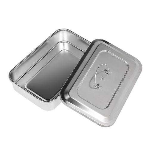 Медицинский стерилизатор для стерилизации контейнера для дезинфекции контейнеров Медицинский туалетный лоток с крышкой для татуировки для бровей