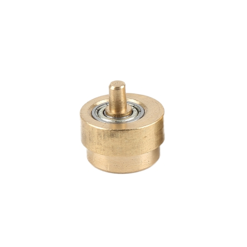 1Pc Tattoo Machine Bearings Prático Rotary Gun Liner Latão Cam Wheel Cam Bronze Replacement Rolamentos Peças Acessórios Supply Tattoo Machine Accessory