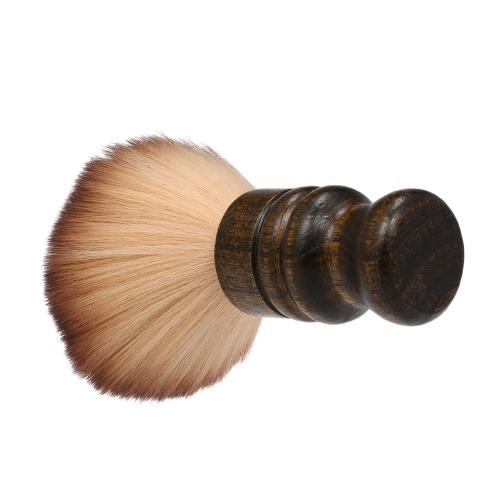 Morbido collo da barbiere Spolverino per la pulizia della spazzola per capelli Spazzola per capelli Spazzola per capelli Spazzola per la pulizia dei capelli domestica Capelli in nylon