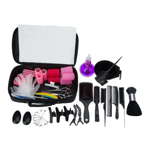 Волос салон ножничный мешок Парикмахерские Парикмахерская мешок волос укладка инструмент набор инструментов