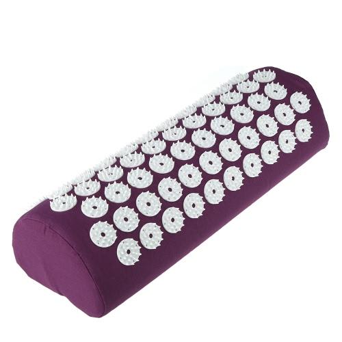 Cintura e dispositivos Neck Acupuntura Massagem Pillow Cervical Pillow Vértebra Massagem Medical aliviar a dor estresse Yoga Início Massageador
