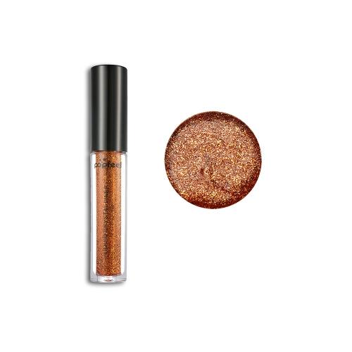 Новый макияж Loose Pigment Shadows Eye Mineral Powder Gold Red Metallic Focallure Loose Glitter Eyeshadow Color