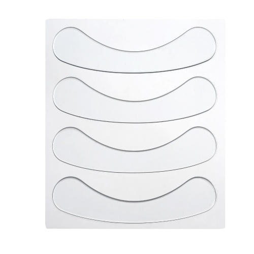 4 шт. / Компл. Против морщин носогубные накладки многоразовые силиконовые вокруг губ наклейки подъемные накладки для лица