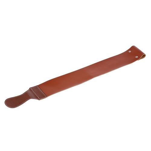 Men's Sharpening Strop Leather Shaving Strap For Barber Open Straight Razor Sharpening Razor Belt Male's Shaving Tool