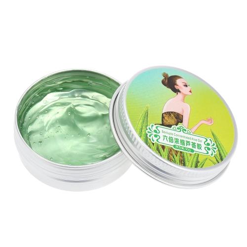 Nicoross 1box / pack Natürliche Sechsfach Konzentrierte Aloe Vera Gel Creme Akne Entfernung Nach Sun Repair Feuchtigkeitscreme Hautpflege
