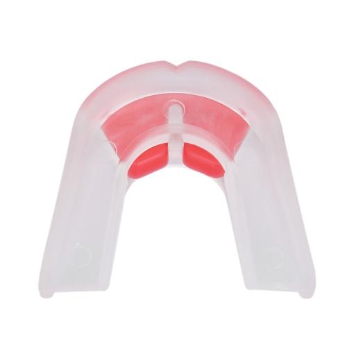 1Pc Силиконовые зубы Ортодонтический тренажер Зубное выравнивание Зубцы для инструментов Ортодонтический фиксатор Стоматологический лоток Мягкая защита с коробкой