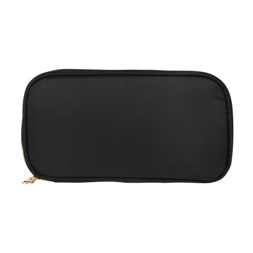 Nail Art Pen Bolsa de armazenamento saco de armazenamento impermeável para escova de pregos Capa de maquiagem de cosméticos de grande capacidade