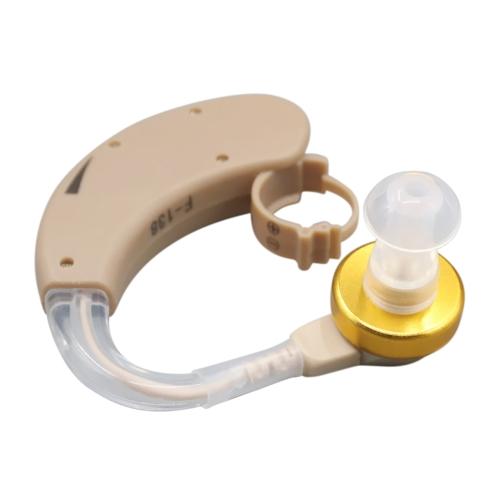 Amplificador de som ajustável para audição intra-ouvido Audiphone Assistência para escuta Ferramenta de cuidados com ouvidos