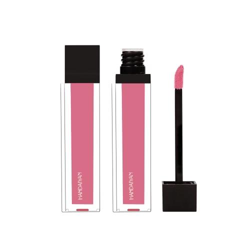 Handaiyan Водонепроницаемая металлическая перламутровая без затухания Долговечная жидкая губная помада для губ Lipstick Metal Lip Meta Lipstick