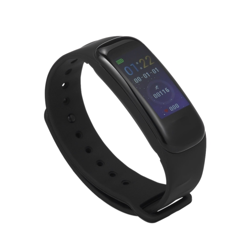 Brazalete de Fitness Smart Band Sports pulsera pulsera con cable de carga USB