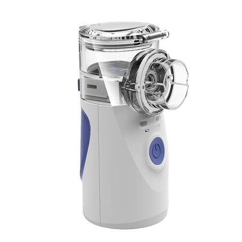 Nebulizador ultrasónico de batería reemplazable de operación portátil