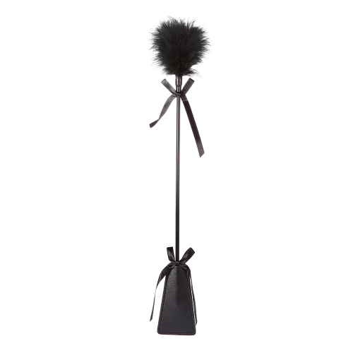 Couple Flirting Feather Passionate Flogger Whip Knout Spanking Tease SM Fetish PU Flog Beat Exotic Adult Foreplay Sex Toy