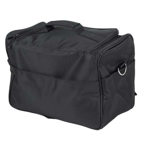 1本のサロンの美容ツールバッグ美容ポータブルケースのヘアスタイリングツールストレージツールキットのはさみクリップ美容ツールバッグ