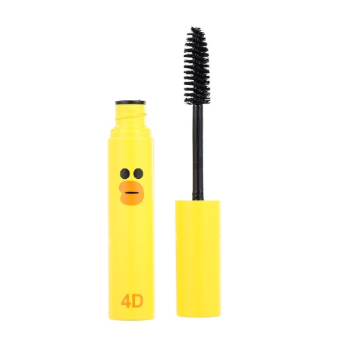 PNF Wimpern Wimperntusche Wasserdichte Volumen Langlebige Wimperntusche Schwarz Lange Curling Lash Eye Make-up-Tool