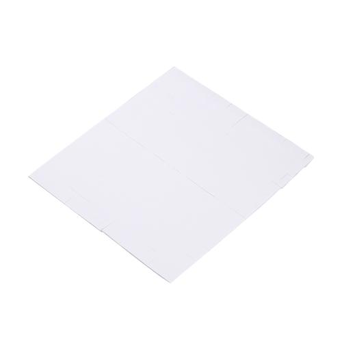 312 Teile / blatt Schwamm doppelseitige Kleber Fixing Aufkleber für Nagelgelpoliermittel Display Farbkarte Buch Diagramm Nail art Werkzeug