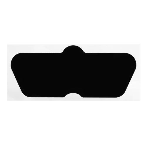 10pcs / комплект Anself Глубоко очищающий поры носа Полоски с угольным Экстракты Нос Черноголовых Remover чистого Полоски Black