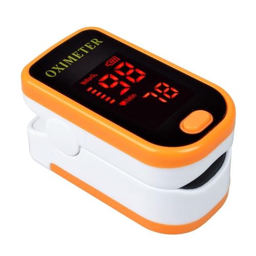 Istant Read Fingerspitze Pulsfrequenz Oximeter Portable Blut Sauerstoff Sättigung SpO2 Monitor LED Display