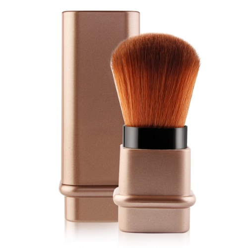 Power Foundation Blush Pro Retractable Face Loose Powder Cream Air Cosmetic Beauty Makeup Brush Tools