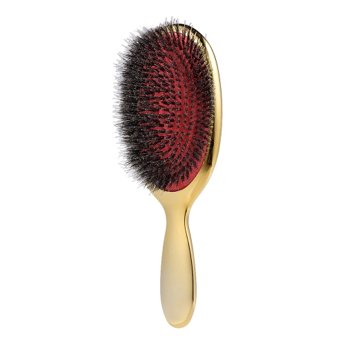 Профессиональная массажная щетка для расчесывания волос Овальная антистатическая растяжка для наращивания волос