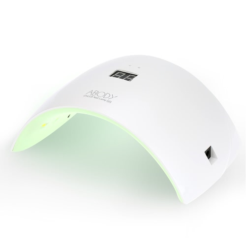 Abody SUN9S UV Lamp 24W LED Nail Dryer