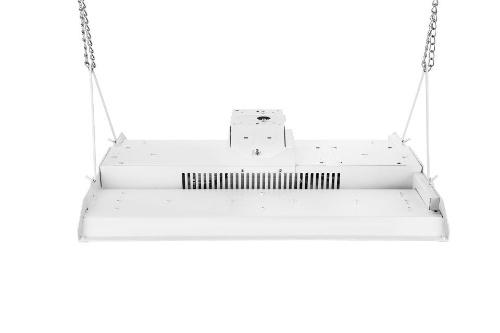 100W 13600lm 5000K 2FT Диммируемый светодиодный линейный светильник с высоким заливом