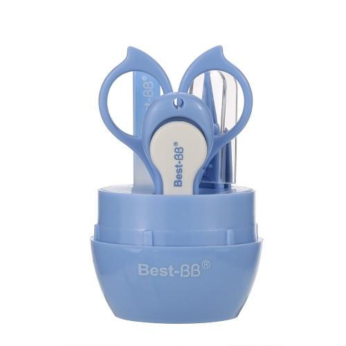 Sichere und hochwertige Nail-Anzüge für Neugeborene oder Babys Clippers Scissor Tweezer File Baby