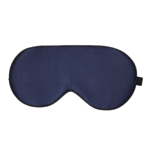 1pc Sleep Mask Silk Blindfold Eye Cover для защиты от путешествий Relax Sleep Blinder Unisex Eye Sleep Cover