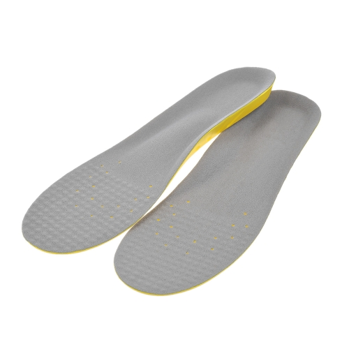 Мягкие стельки Профессиональная подушка для ног Уход за обувью Вставки для обуви Pad Shoe Gel Прохладный дезодорант Ортопедические силиконовые стельки