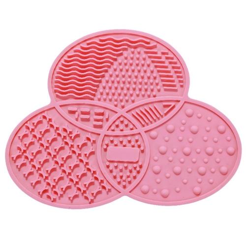 Силиконовая косметика для макияжа Очищающий гель для чистки коврика для макияжа