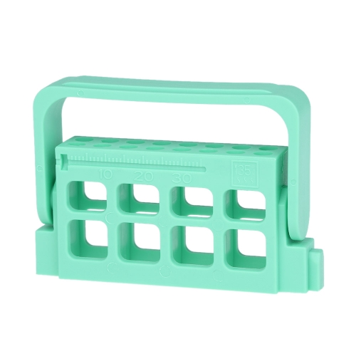 Стоматологический эндодонтический измерительный блок Автоклавируемый стенд Линейка стоматолога Инструмент для измерения зубного инструмента