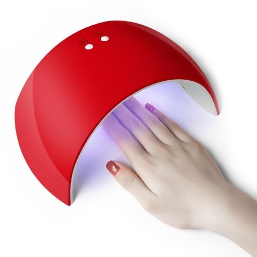 27W LEDネイルランプ爪爪爪のジェル硬化爪乾燥機