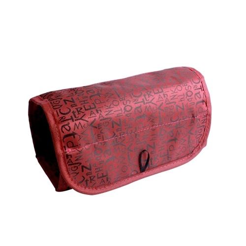 Borsa multifunzionale per trucco con borsa cosmetica a grande capacità