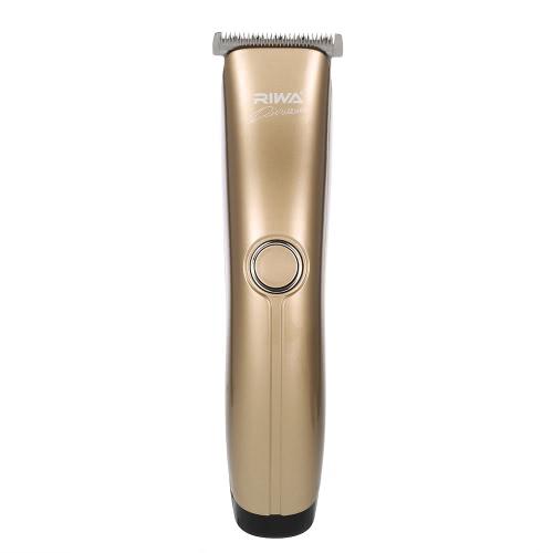 RIWA Haarschneider Wasserdichte Haarschneider Haarschneidemaschine mit Salon Schürze für Friseur Wiederaufladbare elektrische Frisur Werkzeug EU Plug